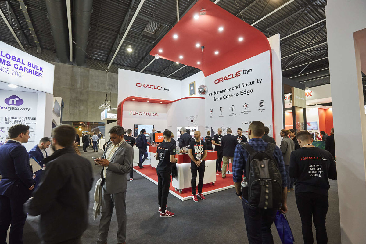 Stand Oracle - MWC 2019