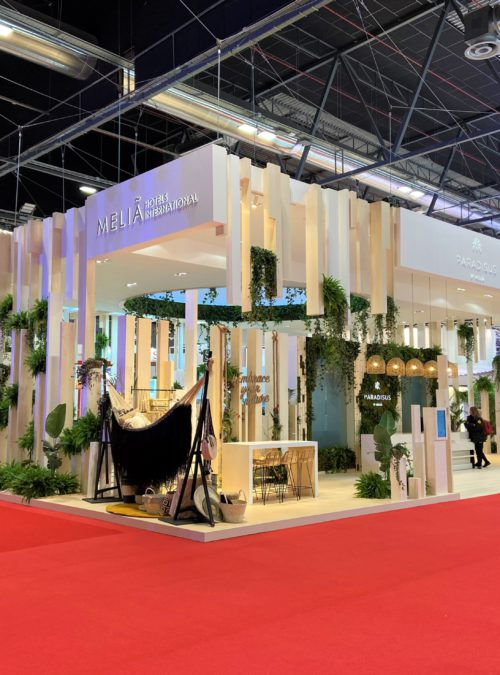 MELIÁ – awarded as the BEST stand in FITUR 2020